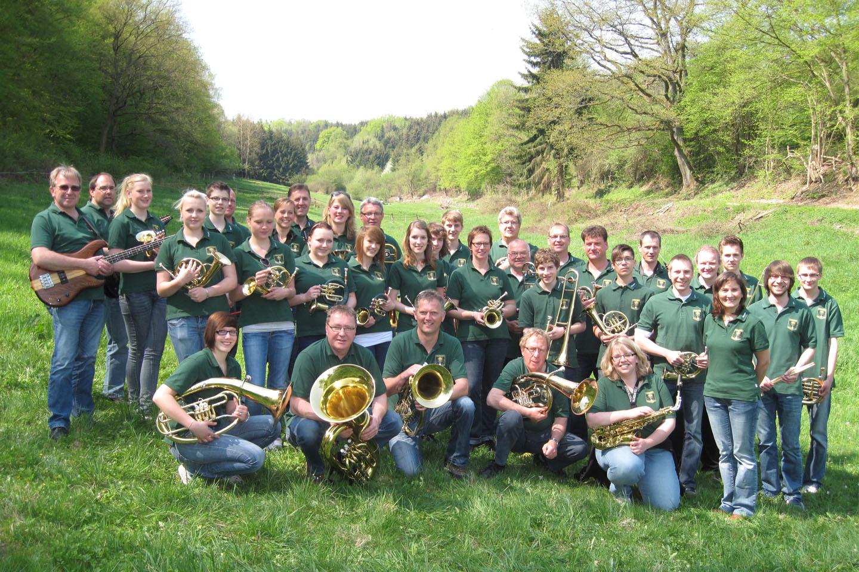 Gruppenbild-Jagdhornblaeser